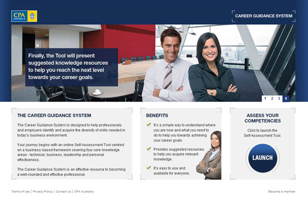 CPA Career Guidance System